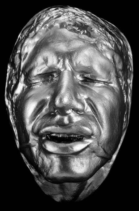 Han Solo In Carbonite Life Cast