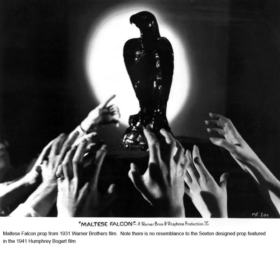 1931 Maltese Falcon