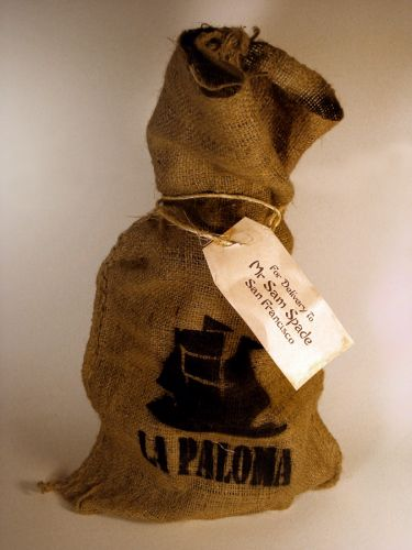 Original Maltese Falcon La Paloma Sea Bag Gift Kit