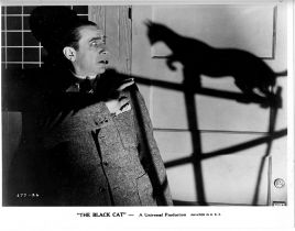 Bela Lugosi The Black Cat publicity photo #8