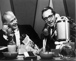 Steve Allen with Keenan Wynn - The Steve Allen Show
