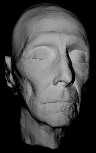 Peter Cushing Life Mask - Haunted Studios™ Exclusive