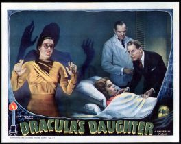 Dracula's Daughter Lobby Card #2
