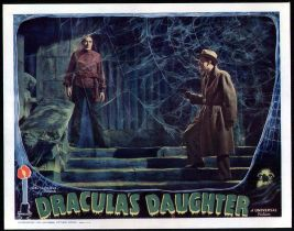 Dracula's Daughter Lobby Card #4