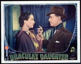 Dracula's Daughter Lobby Card #6