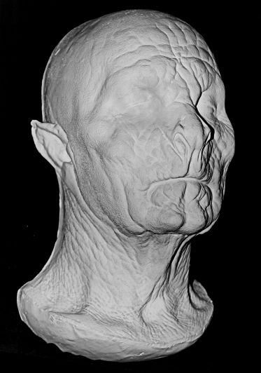 Gary Oldman as Dracula Life Mask - Haunted Studios™ Exclusive
