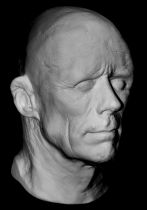 Clint Eastwood Life Mask - Haunted Studios™ Exclusive