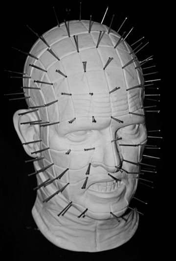 Doug Bradley as Pinhead - Haunted Studios™ Exclusive