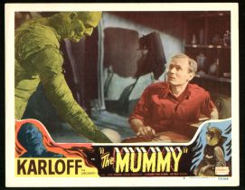 The Mummy (1932) Lobby Card #1