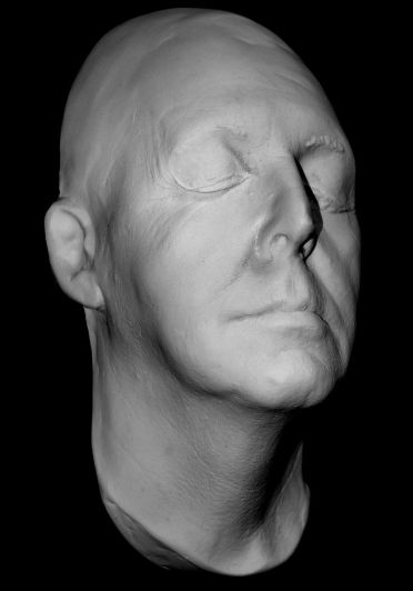 Paul McCartney Head Life Mask