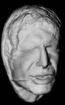 Harrison Ford as Han Solo in Carbonite Light Weight Resin Cast