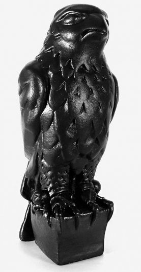 1941 Maltese Falcon Statue cast in Black Resin